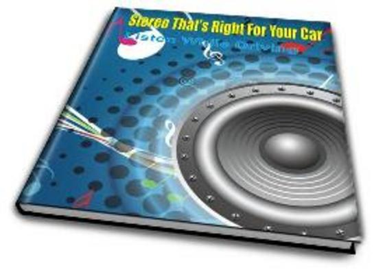 Product picture Car Stereo System Guide