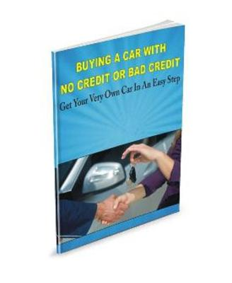 Product picture Good or Bad Credit? Ways To Get A Car