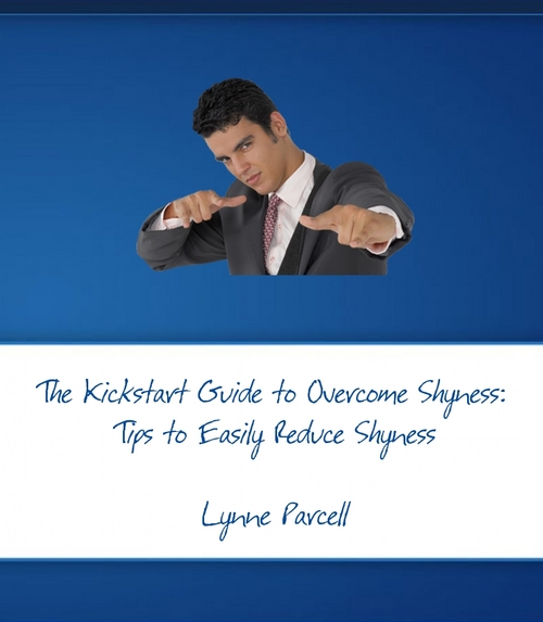 Product picture The Kickstart Guide to Overcome Shyness:  Tips to Easily Red