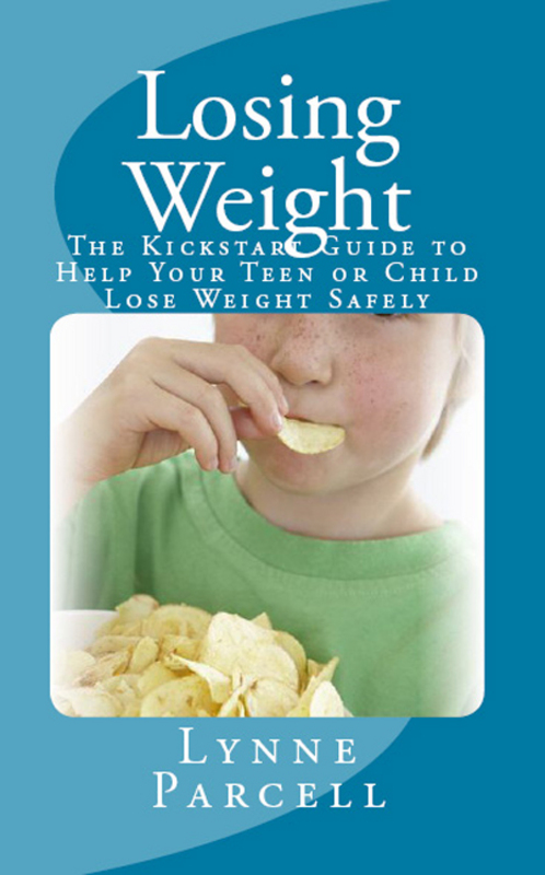 Product picture Losing Weight: The Kickstart Guide to Help Your Teen or Chil