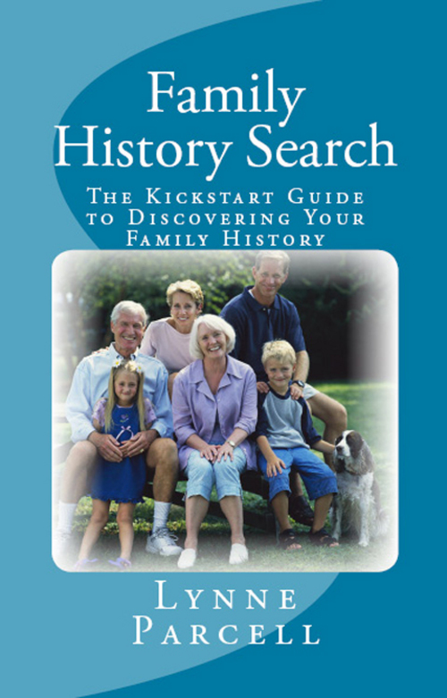 Product picture Family History Search: The Kickstart Guide to Discovering Yo