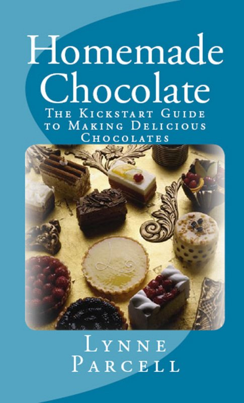 Product picture Homemade Chocolate: The Kickstart Guide to Making Delicious